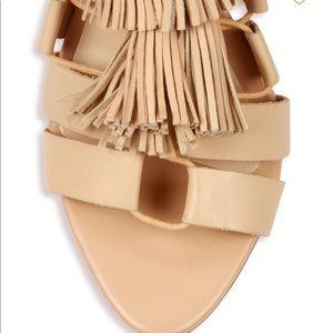 Loeffler Randall Shoes - Nude Designer Heels